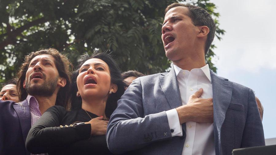 Tribunal Supremo de Justicia pide a Asamblea Nacional tomar la presidencia de Venezuela