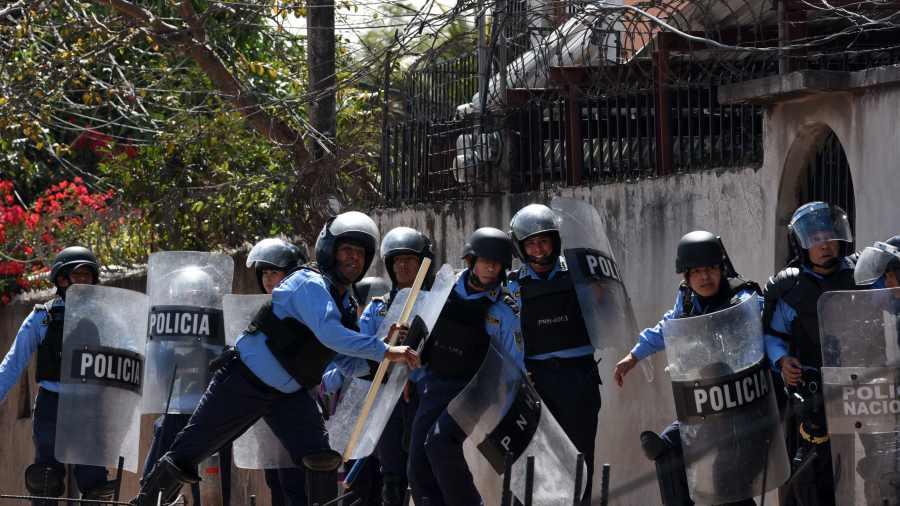 Misión de EE.UU. pide suspensión de ayuda a Honduras por violaciones de derechos humanos
