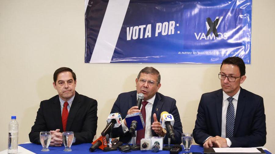 VAMOS ofrece Secretaría contra crimen organizado