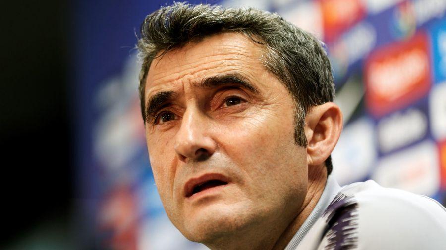 """Valverde aparca su renovación: """"Lo afrontaremos con normalidad cuando toque"""""""
