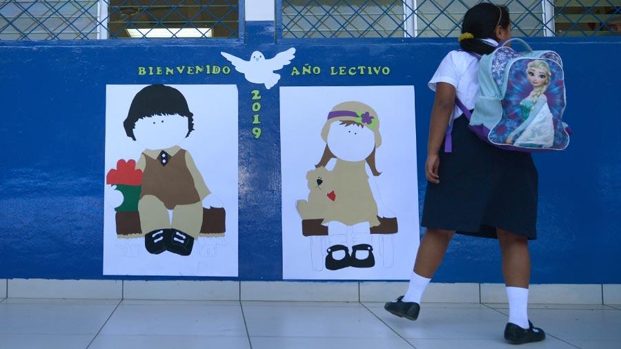 Educación revisa el plan de seguridad escolar