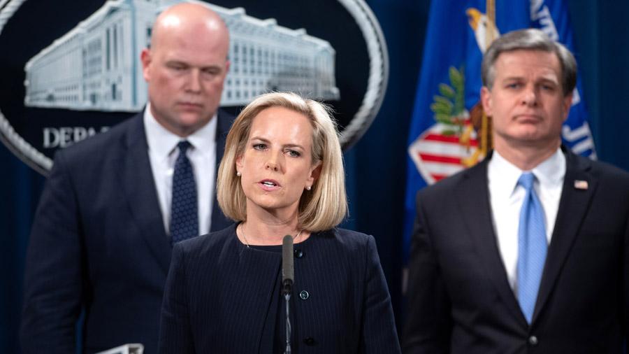 Estados Unidos analiza aumentar la ayuda para combatir la migración