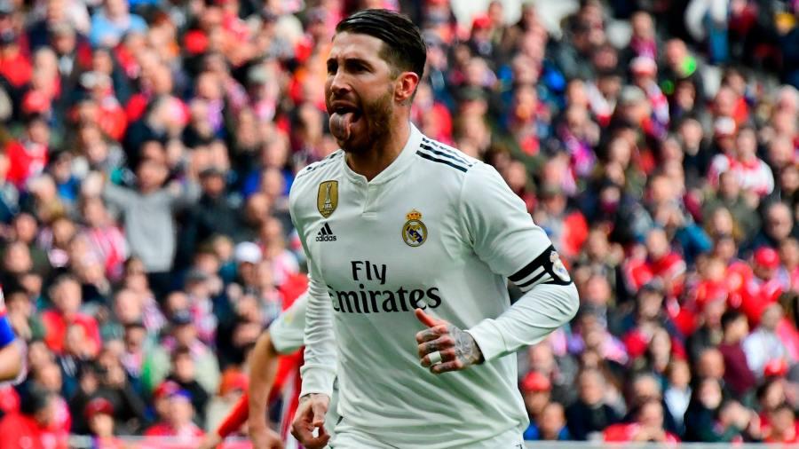 Real Madrid manda en el derbi madrileño y se coloca segundo