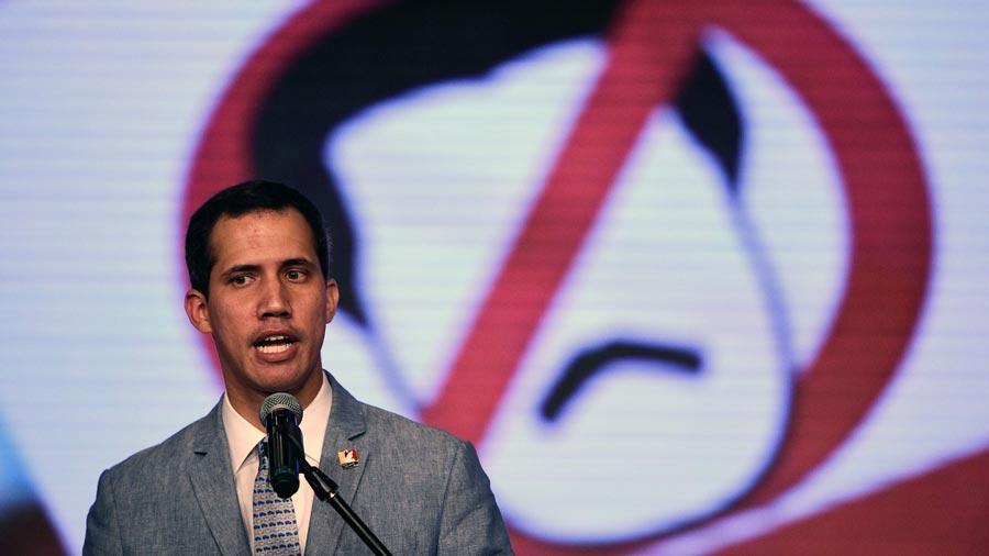 Guaidó solicita ayuda a la OEA para elecciones en Venezuela