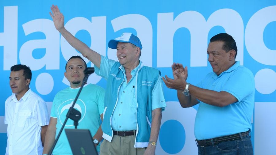 GANA dice que habrá participación del partido en Gabinete de Bukele