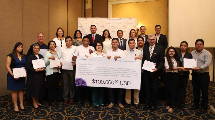 Telus invita a las ONG a presentar sus proyectos solidarios