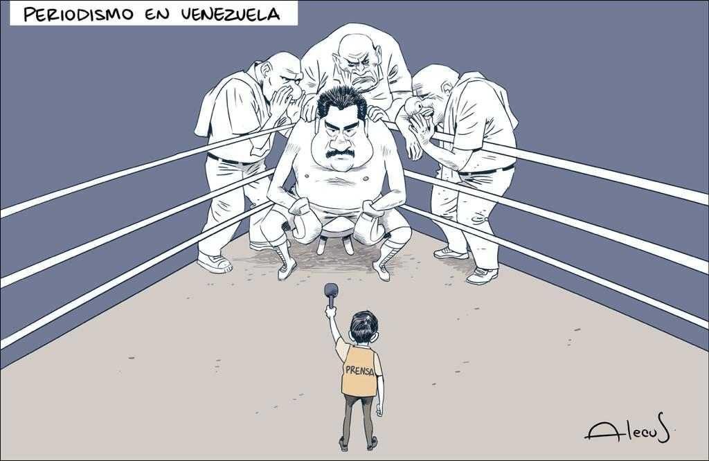 Periodismo en Venezuela