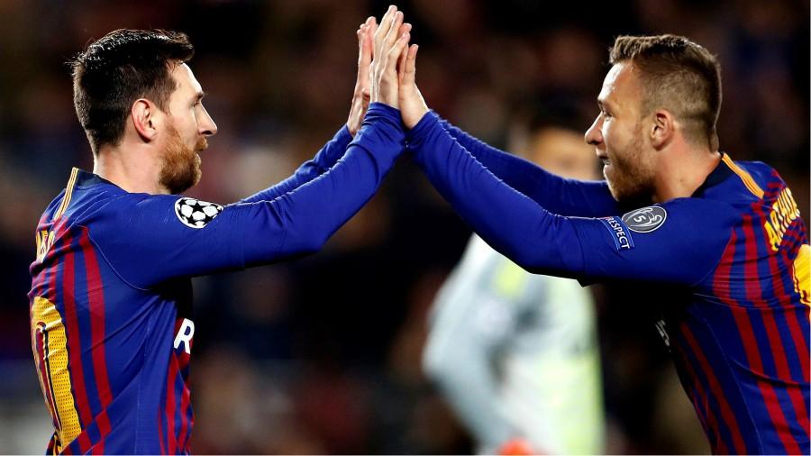Barcelona y Liverpool completan los cupos de la UEFA Champions League