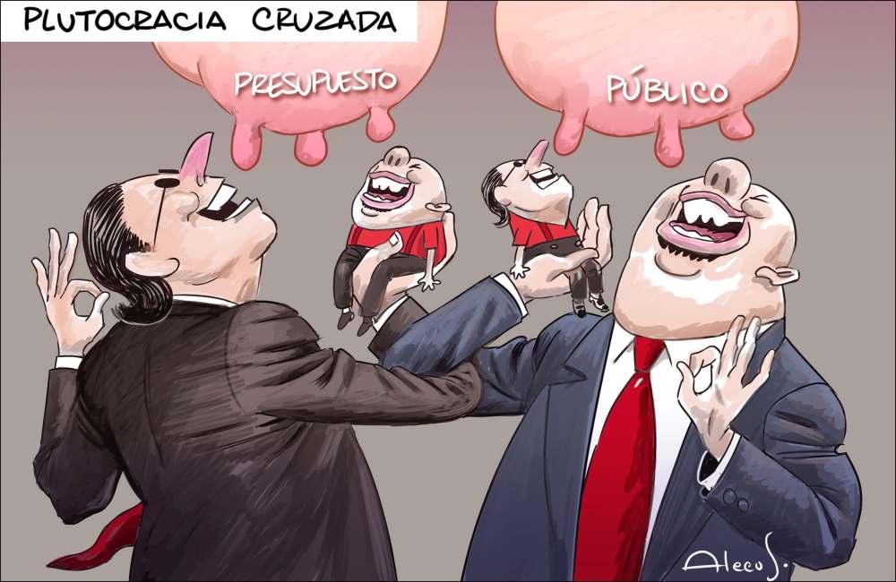 Plutocracia cruzada