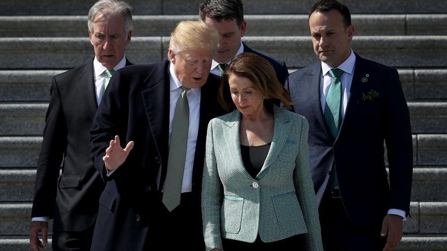 Congreso rechaza emergencia por muro y Trump veta la decisión