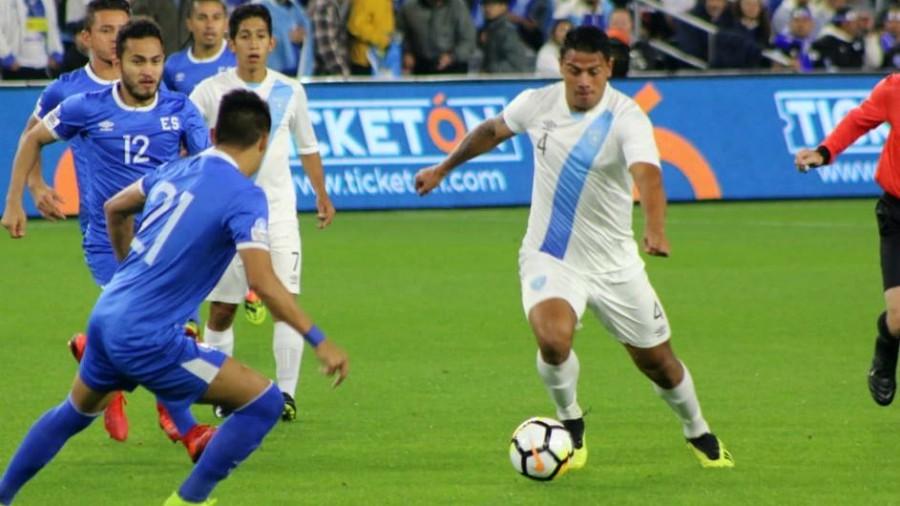 El Salvador venció a Guatemala en el amistoso previo a Jamaica