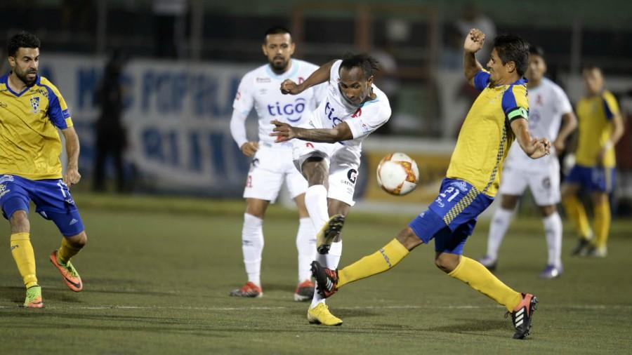 Alianza recuperó el liderato del Clausura en el cierre de la primera vuelta