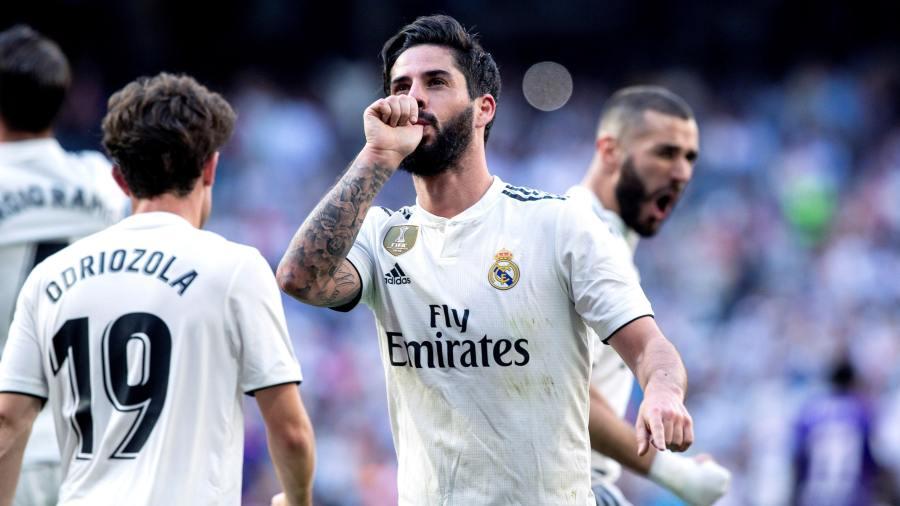 Zidane arranca con victoria sobre el Celta de Vigo