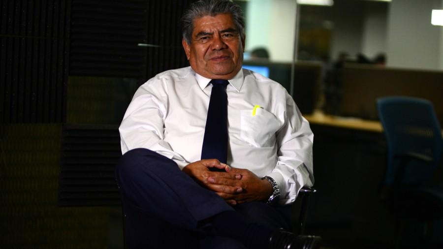 """Diputado Raúl Beltrhán Bonilla dice que no permitirá mas """"ilegales"""" en la Fesfut"""