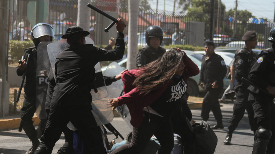 Canadá cancela ayuda a Nicaragua ante la represión