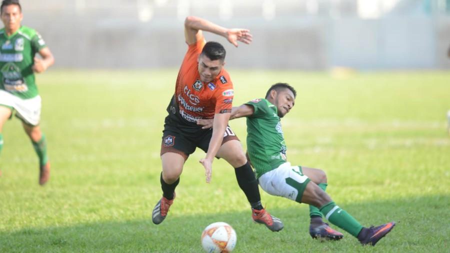 Águila se enfila en el segundo puesto, Sonsonate pierde un punto de ventaja ante Firpo