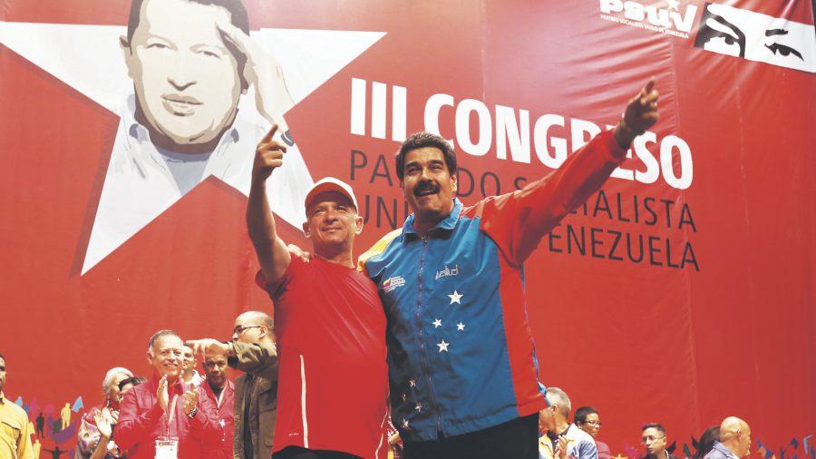 Uno de los hombres fuertes de Hugo Chávez detenido en España