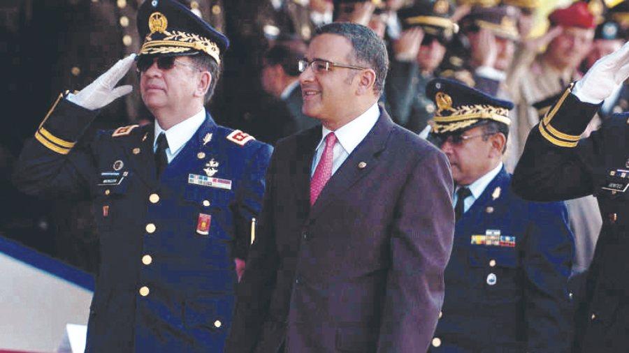 Funes y Munguía cambiaron ilegalmente tribunal militar