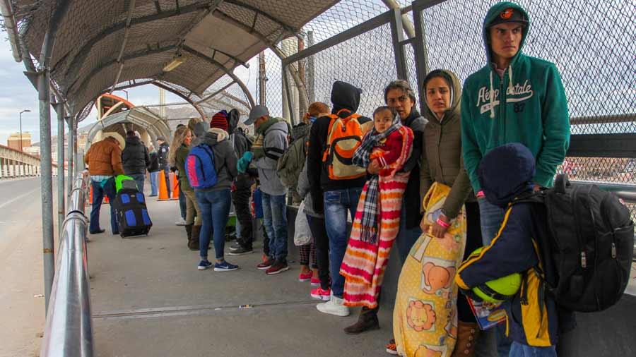 El drama de los niños africanos en México