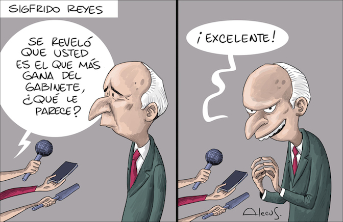 Sigfrido Reyes