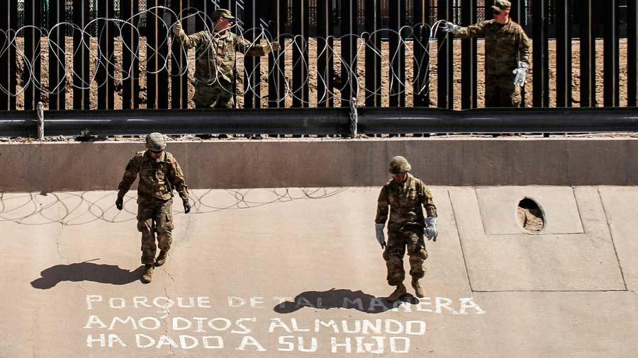 Trump cede en su amenaza de cerrar la frontera con México