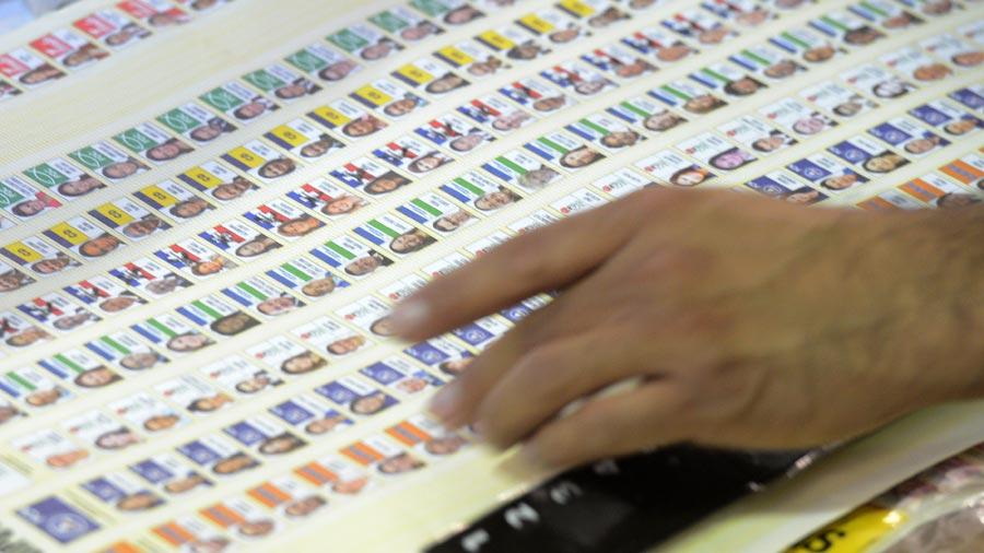 Votos de no partidarios serán contados de forma individual