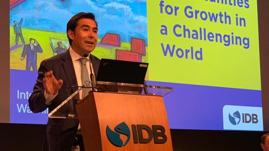 El BID pide invertir más en infraestructura en Latinoamérica